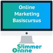 online marketing cursus basis module